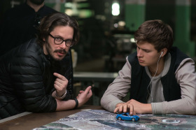 Edgar Wright (left) - Baby Driver
