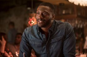 Aldis Hodge - 'What Men Want'